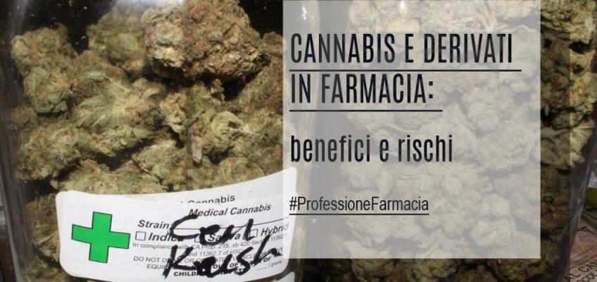 Cannabis-in-Farmacia-rischi-benefici-ProfessioneFarmacia Corso ECM FAD